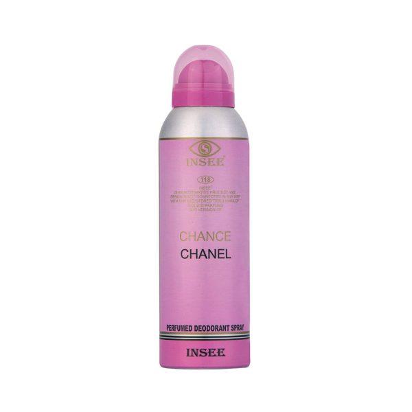 اسپری مردانه این سی مدل Chance Chanel